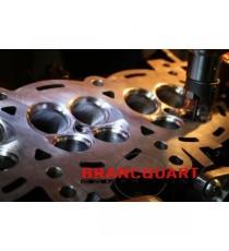Préparation Culasse Trois-cylindres 4 Temps