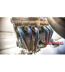 Préparation Culasse Six-cylindres 4 Temps