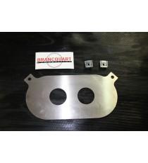 Plaque alu pour Filtre ITG -30  Montage ER6