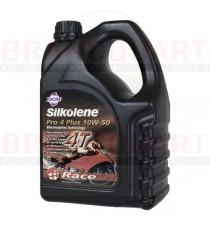 Silkolene Pro 4 Plus 10W50 Electrosyntec - 4 Litres